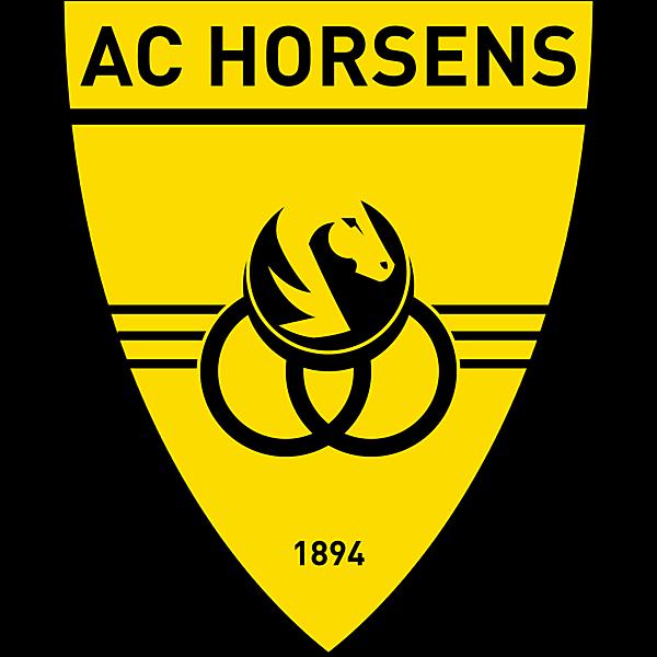 AC Horsens Logo Redesign