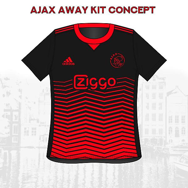 Ajax Away Kit Concept