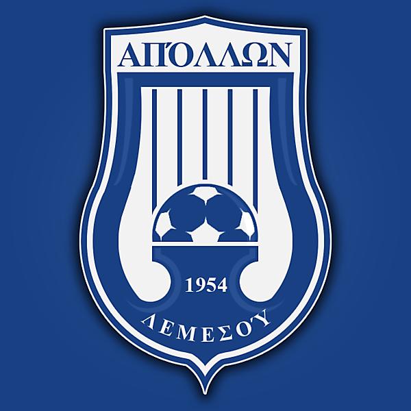 Apollon Crest Redesign