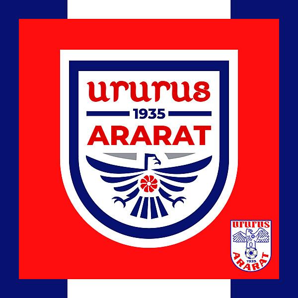 Ararat Yerevan - Redesign