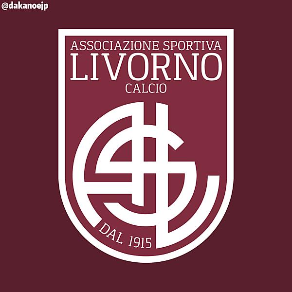 AS Livorno Calcio Crest
