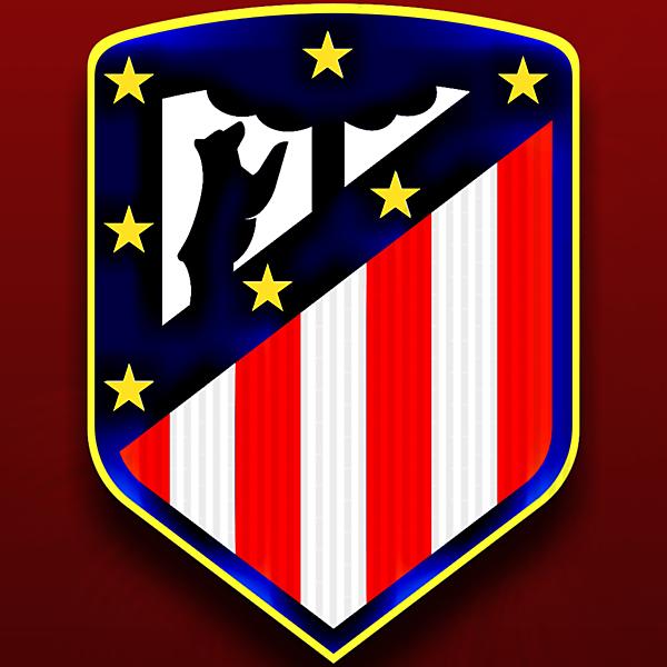 Atletico Madrid redesign