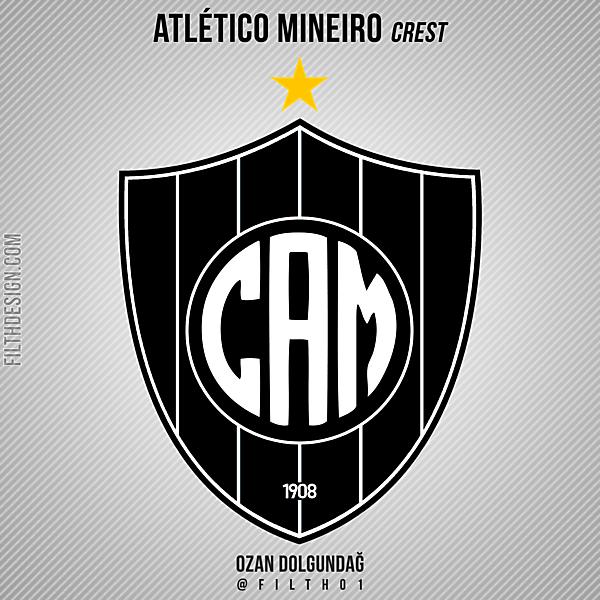 Atlético Mineiro Crest