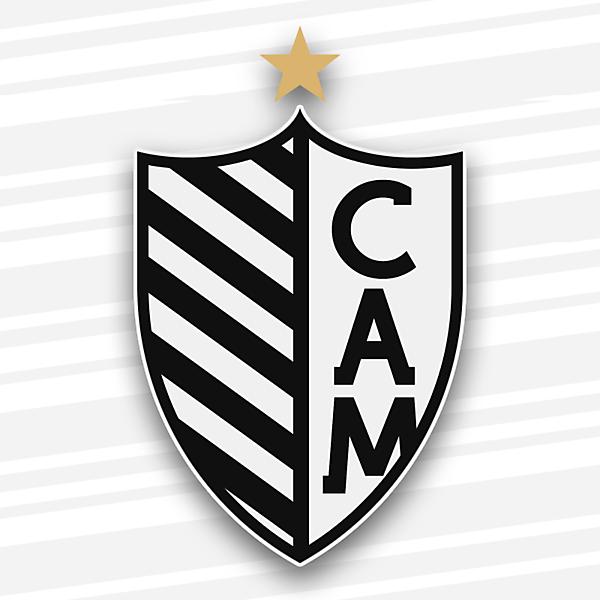 Atlético Mineiro Crest redesign