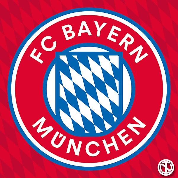 Bayern München | Crest Redesign Concept
