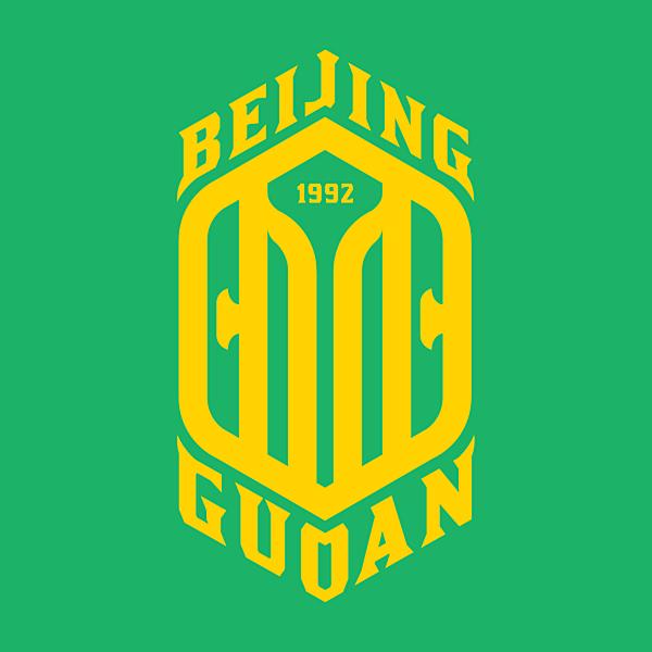 Beijing Guoan | Crest Redesign