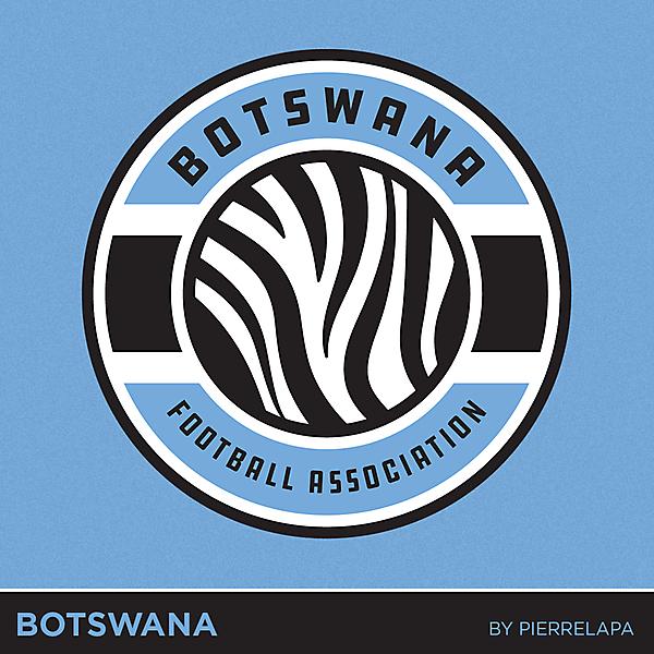Botswana - redesign