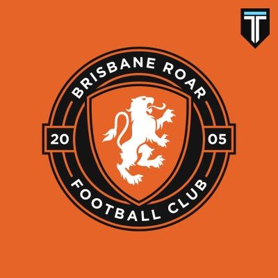 Brisbane Roar - Crest Redesign