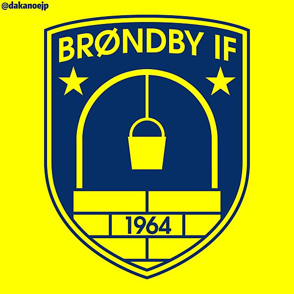 Brøndby IF Crest