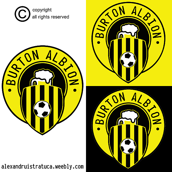 Burton Albion - The Brewers