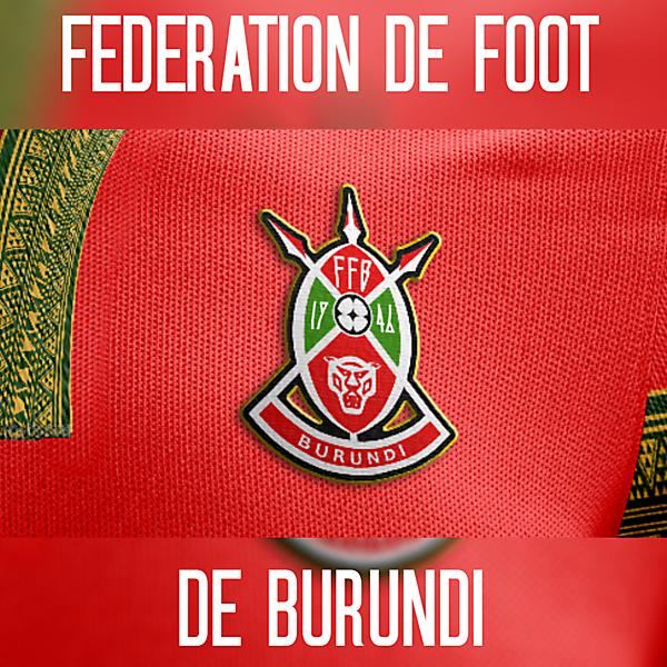 Burundi FA