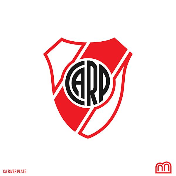 CA River Plate Crest Redesign