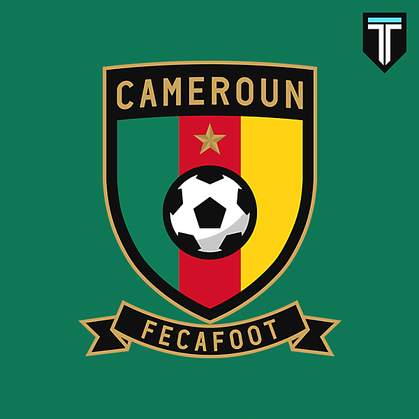 Cameroon Crest Redesign