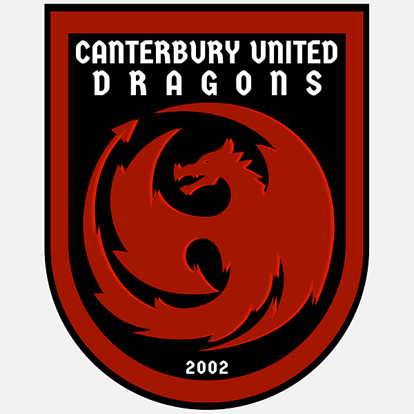 Canterbury united dragons