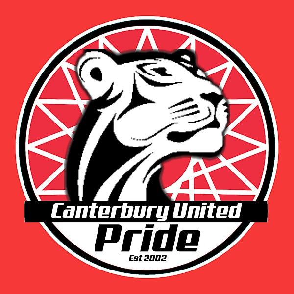Canterbury United pride
