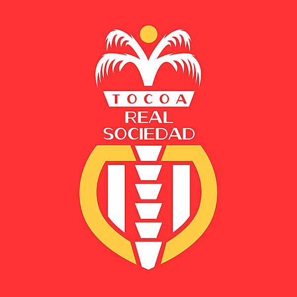 CD Réal Sociedad Crest