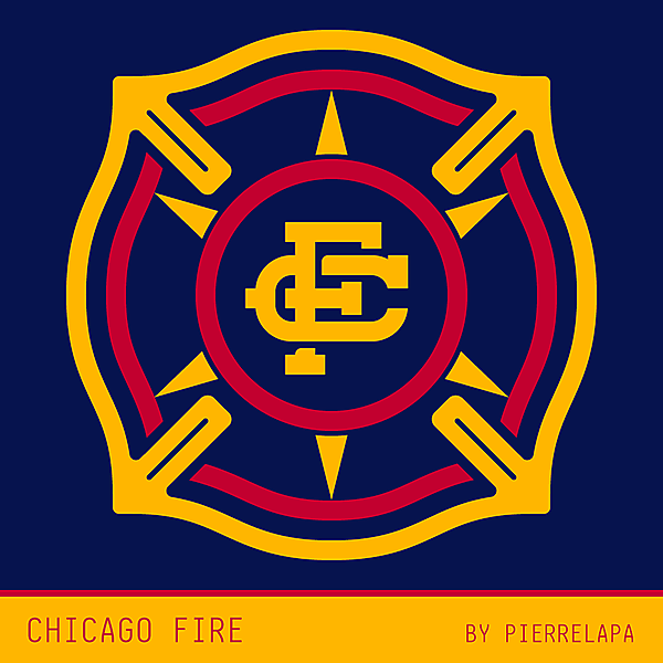 Chicago Fire redesign