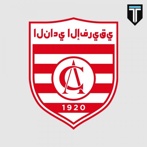 Club Africain - Crest Redesign
