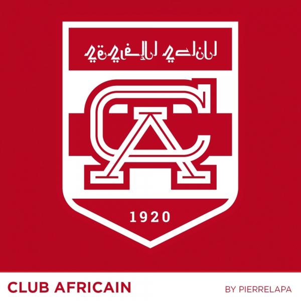 Club Africain - Tunisia - redesign