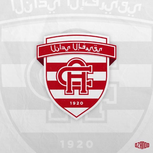 Club Africain | Crest @ozandod