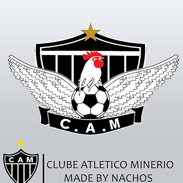 Clube Atletico Mineiro Redesign