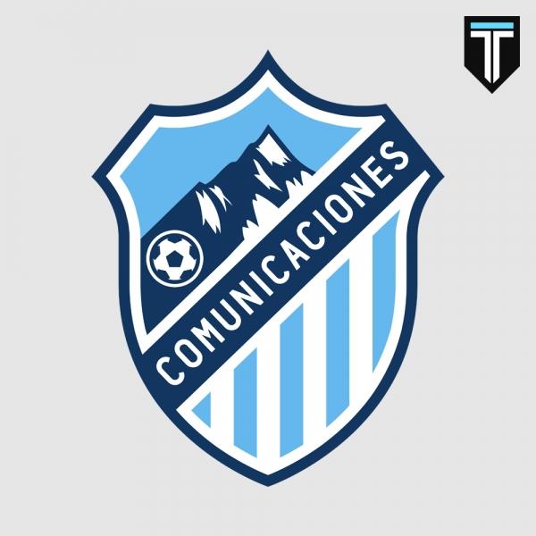 Comunicaciones FC - Crest Redesign