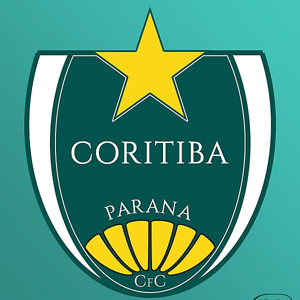 Coritiba - Redesign