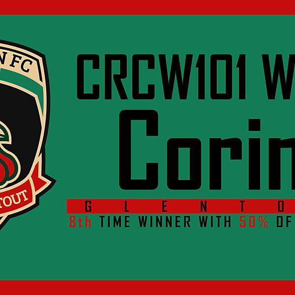 CRCW101 - WINNER