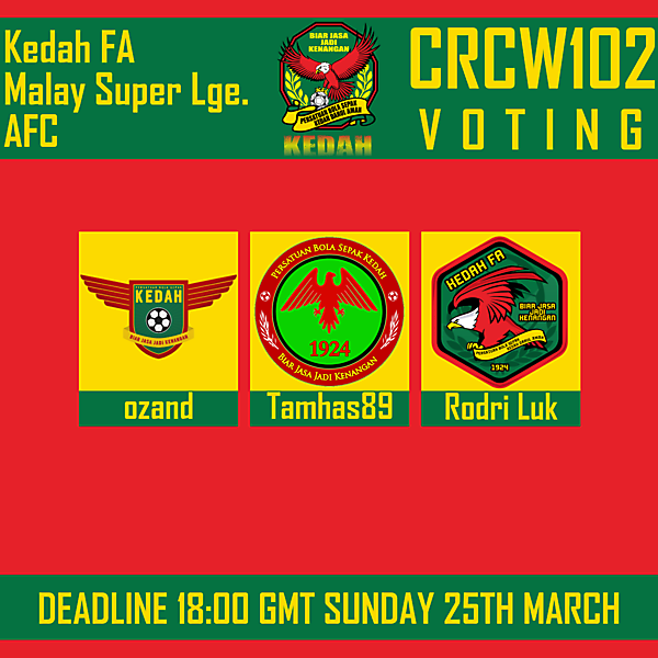 CRCW102 - VOTING