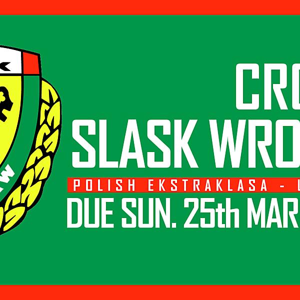 CRCW103 - SLASK WROCLAW