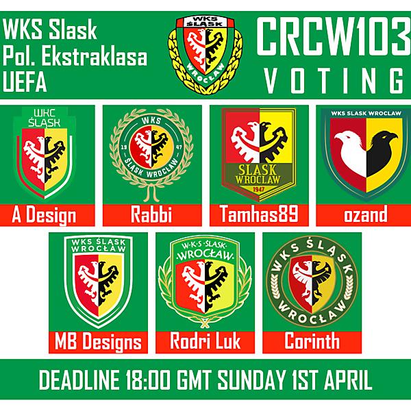 CRCW103 - VOTING