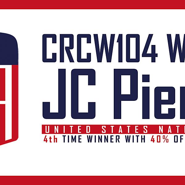 CRCW104 - WINNER