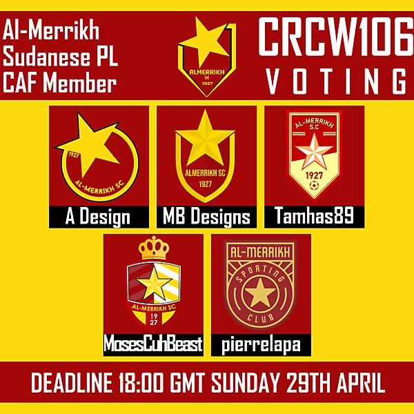 CRCW106 - VOTING