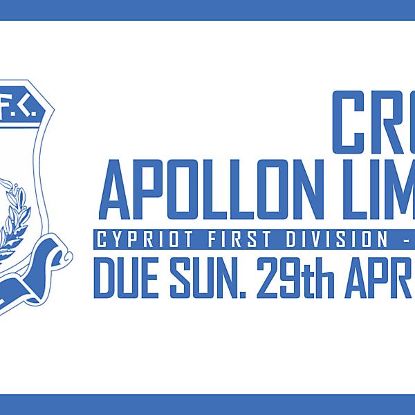 CRCW107 - APOLLON LIMASSOL