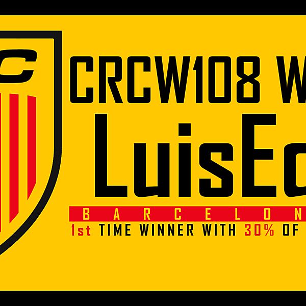 CRCW108 - WINNER