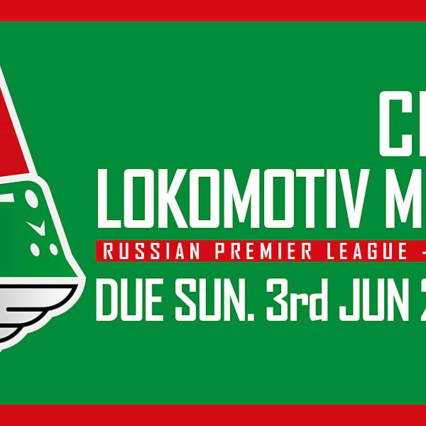 CRCW111 - LOKOMOTIV MOSCOW (