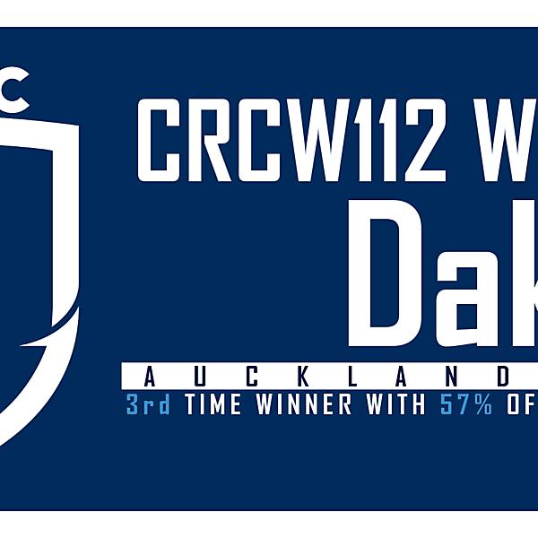 CRCW112 - WINNER