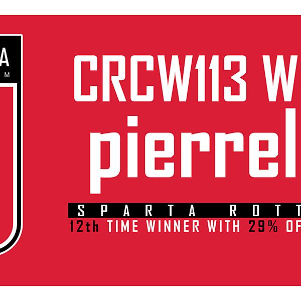 CRCW113 - WINNER