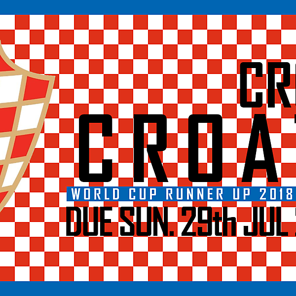 CRCW118 - CROATIA (+announcement in description)