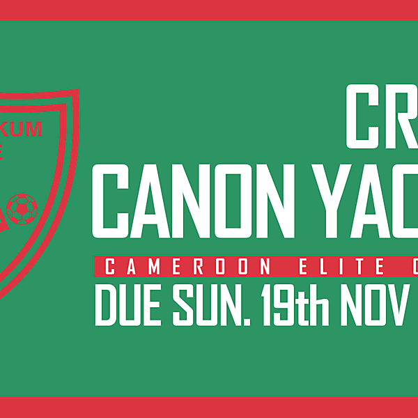 CRCW88 - CANON YAOUNDÉ