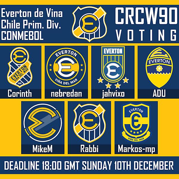 CRCW90 - VOTING
