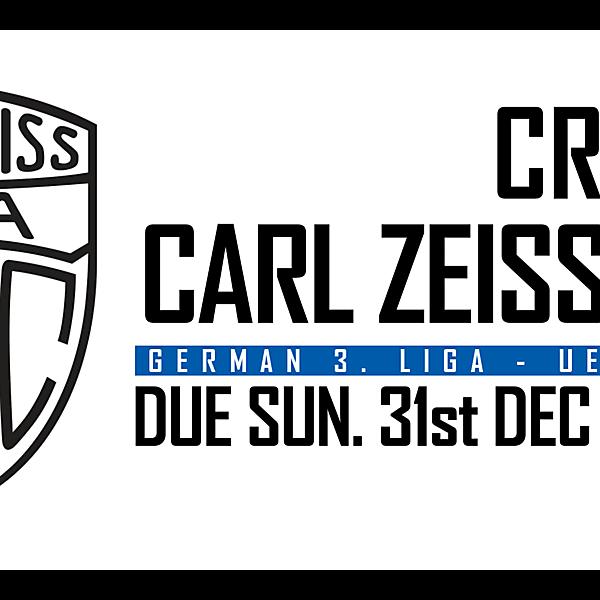 CRCW93 - CARL ZEISS JENA