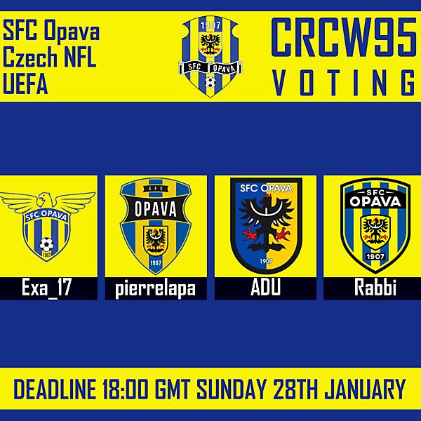 CRCW95 - VOTING