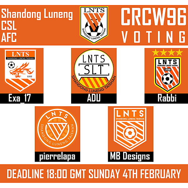 CRCW96 - VOTING