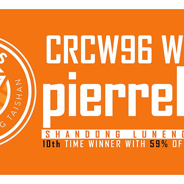 CRCW96 - WINNER