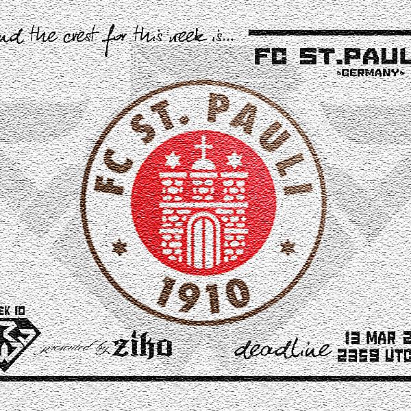 CRCW - WEEK 10: FC St. Pauli