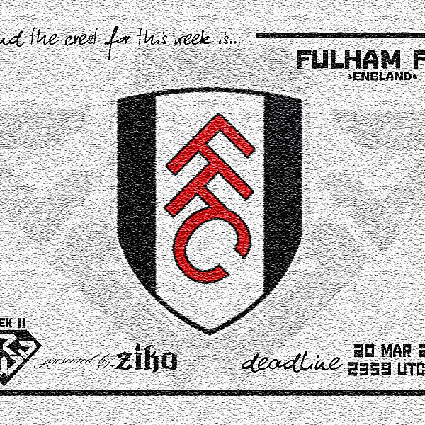 CRCW - WEEK 11: Fulham FC