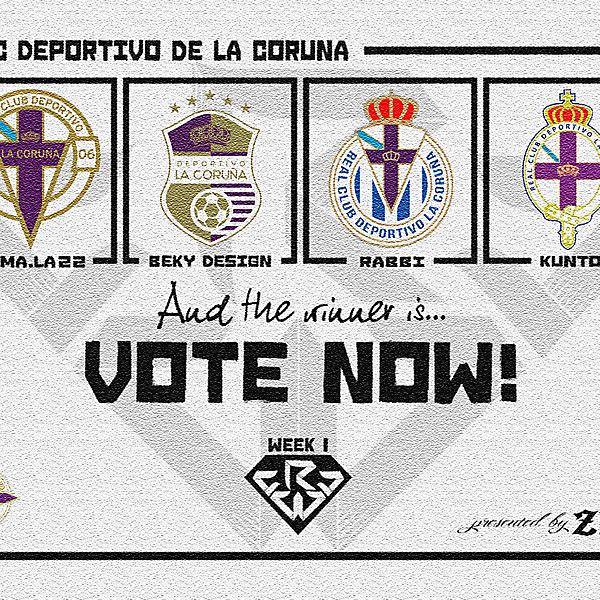 CRCW - WEEK 1 - VOTING