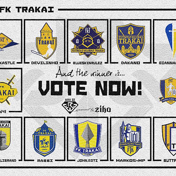 CRCW - WEEK 22 - VOTING