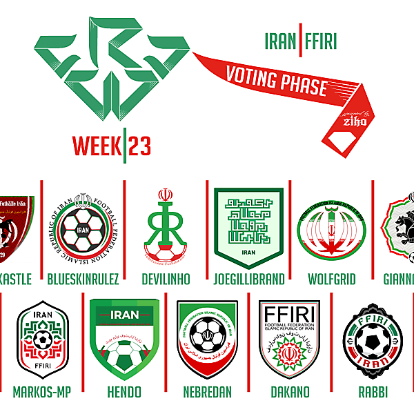 CRCW - WEEK 23 - VOTING